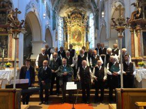 Liedertafel-Isen-in-St.Zeno-Kirche