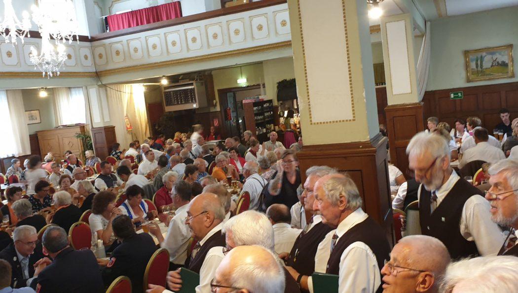 150-Jahr Feier der Liedertafel Isen