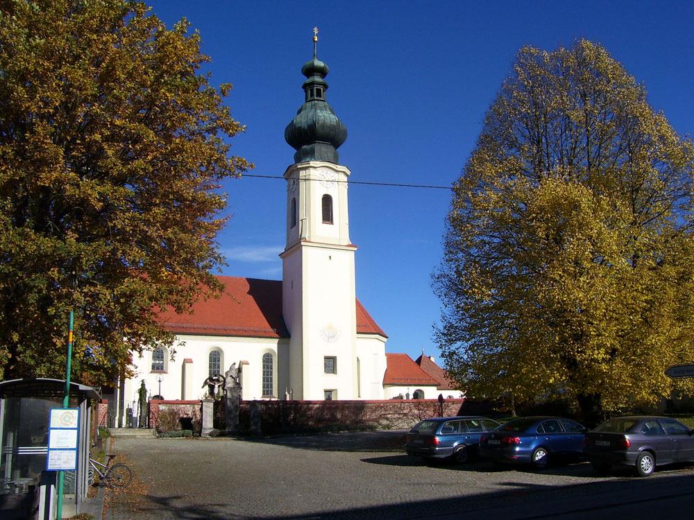 Kirche Buch am Buchrain