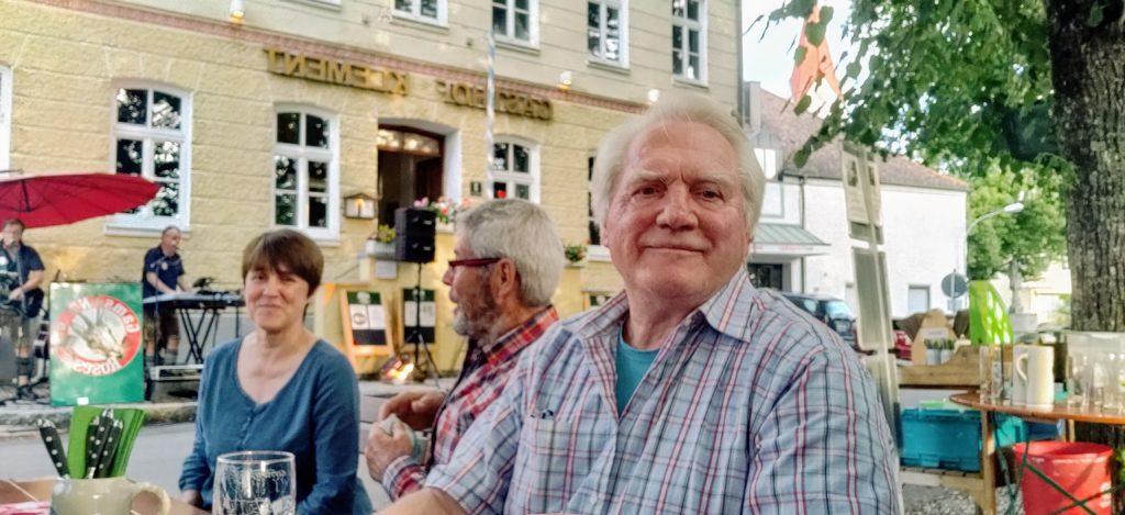 Bärbel, Robert, Ulli